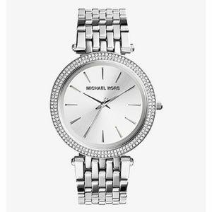 Used Darci Silver-Tone Michael Kors Watch